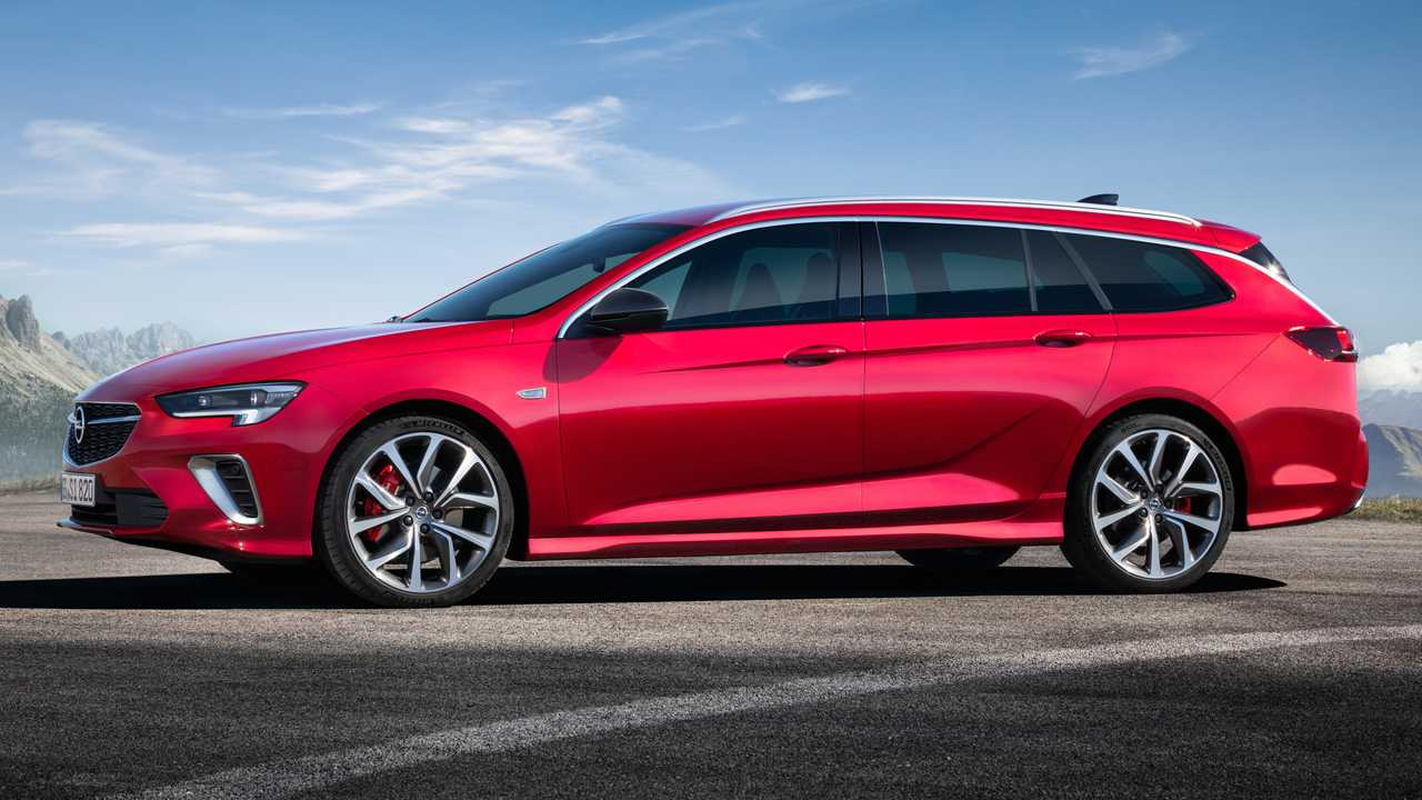 Opel Insignia GSI facelift lead image