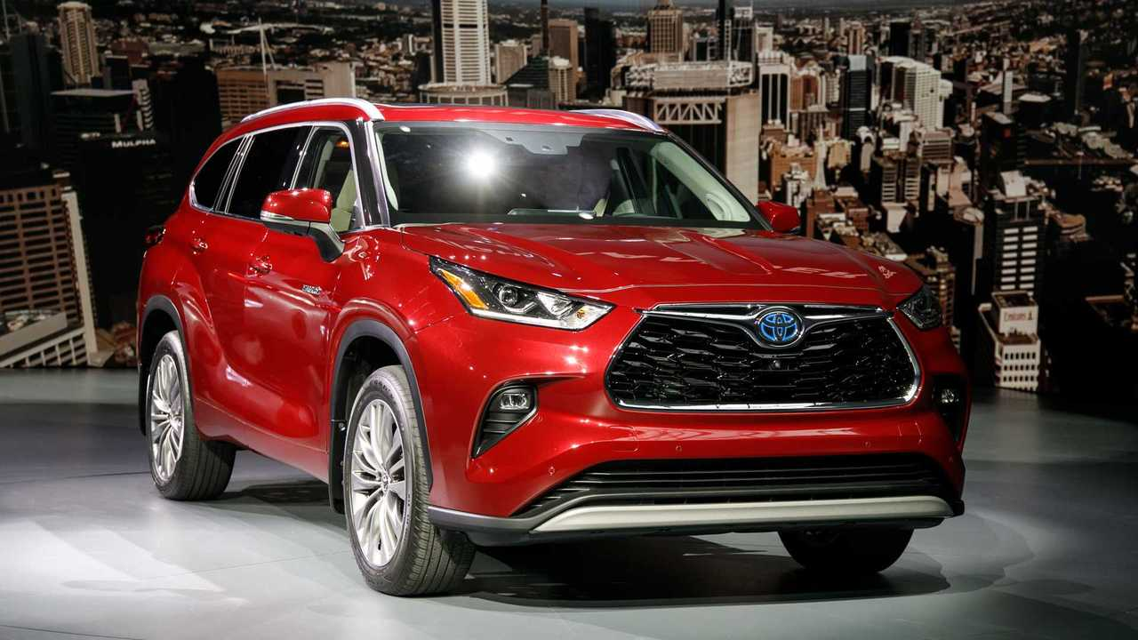 15. Toyota Highlander: 239,438 Units