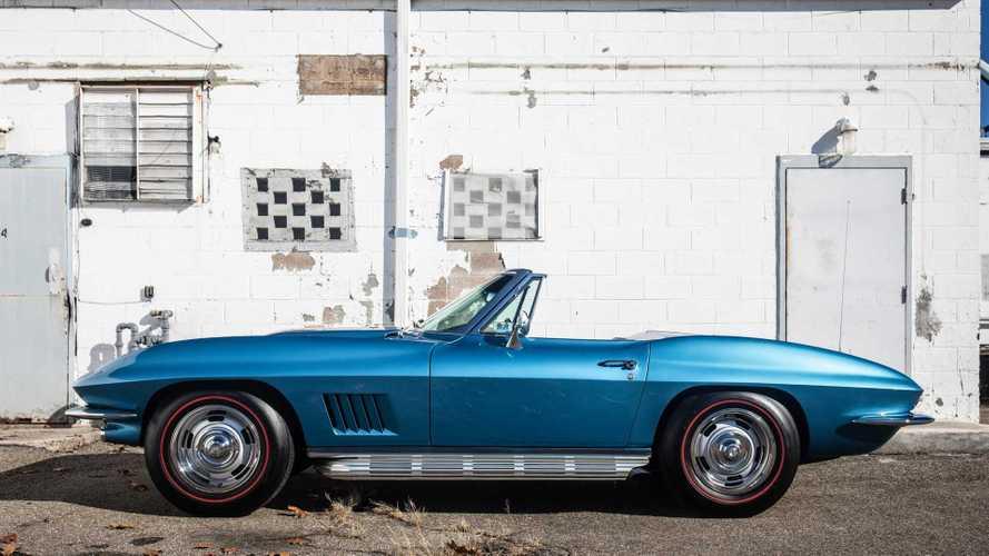 Pristine, Award-Winning 1967 Chevy Corvette Sells For $192K