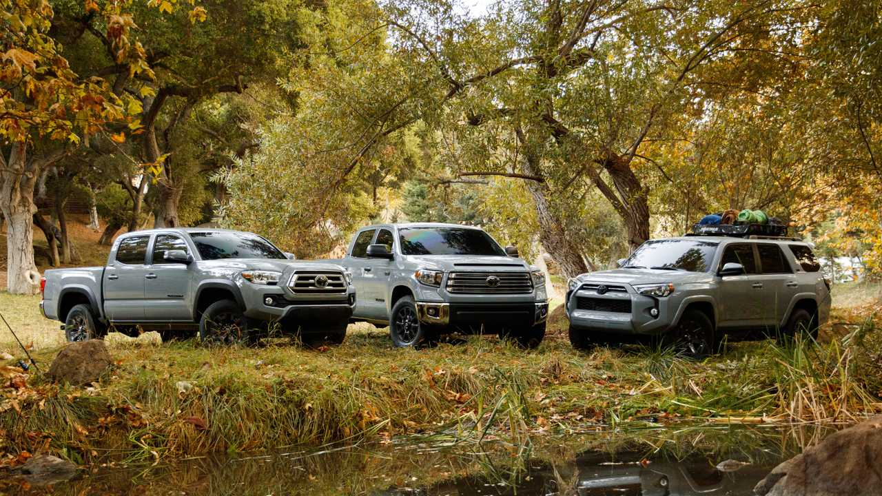 Toyota Tacoma, Tundra, 4Runner Trail Editions Debut In Chicago