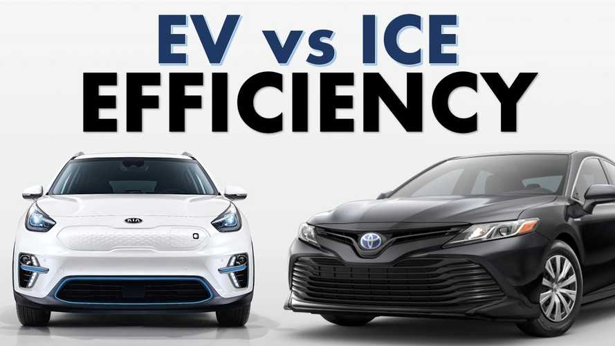 ICE Vs. EV - Do You Know How Inefficient Combustion Engines Are?