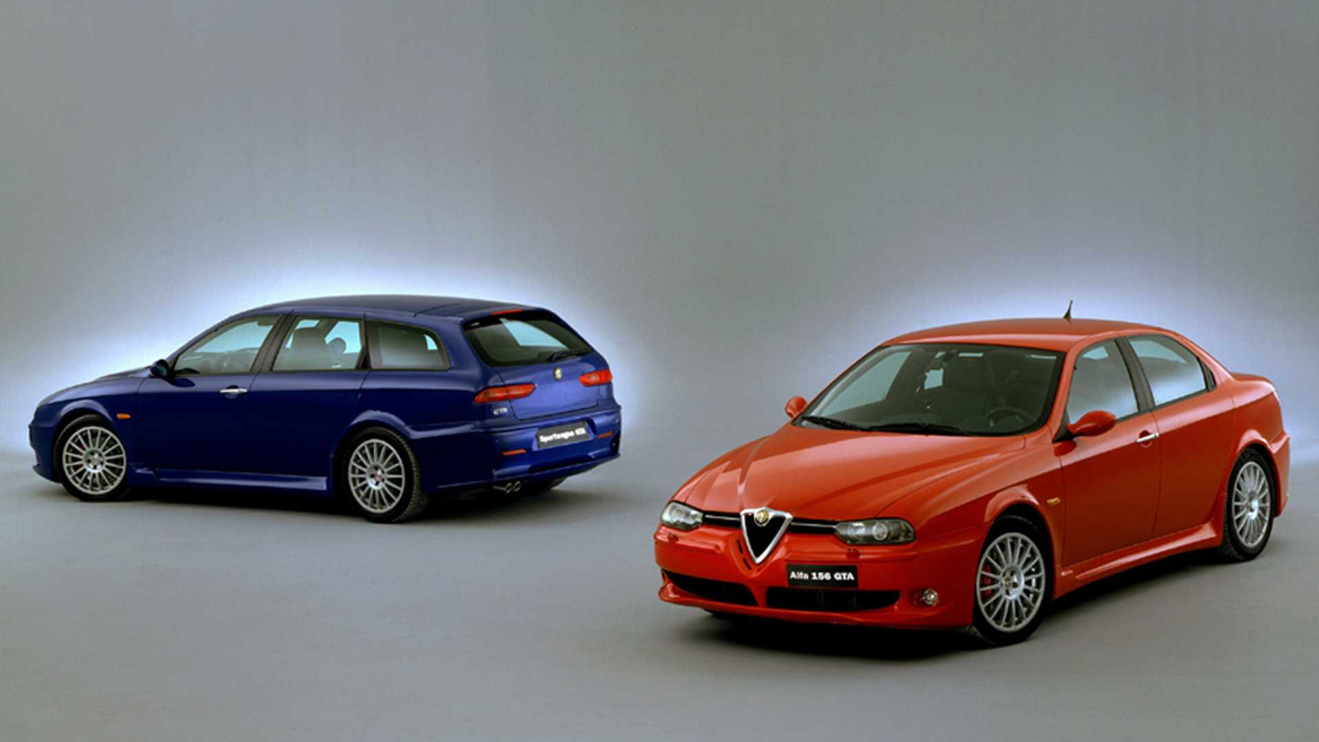 Alfa Romeo 156 GTA (2002)