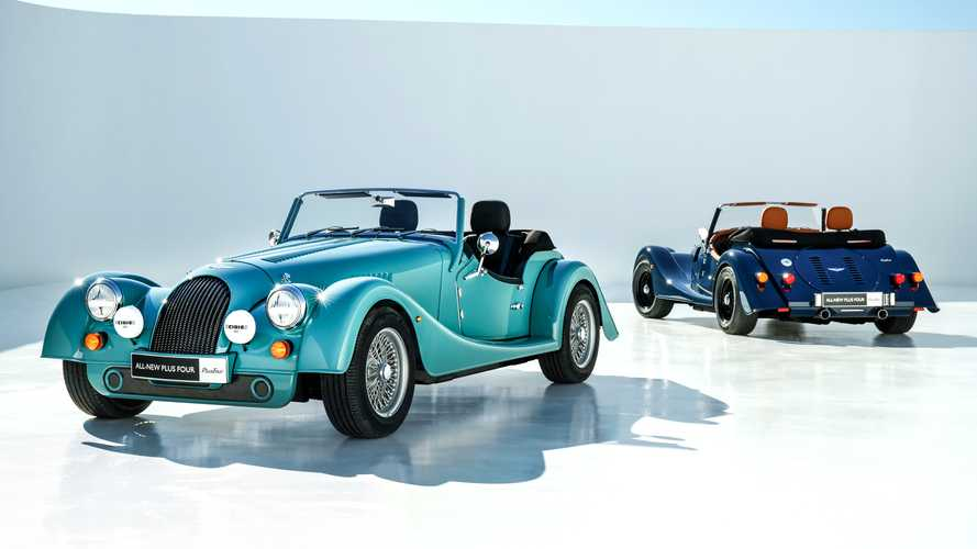Morgan Plus Four 2020, el primer cuatro cilindros turbo de la marca