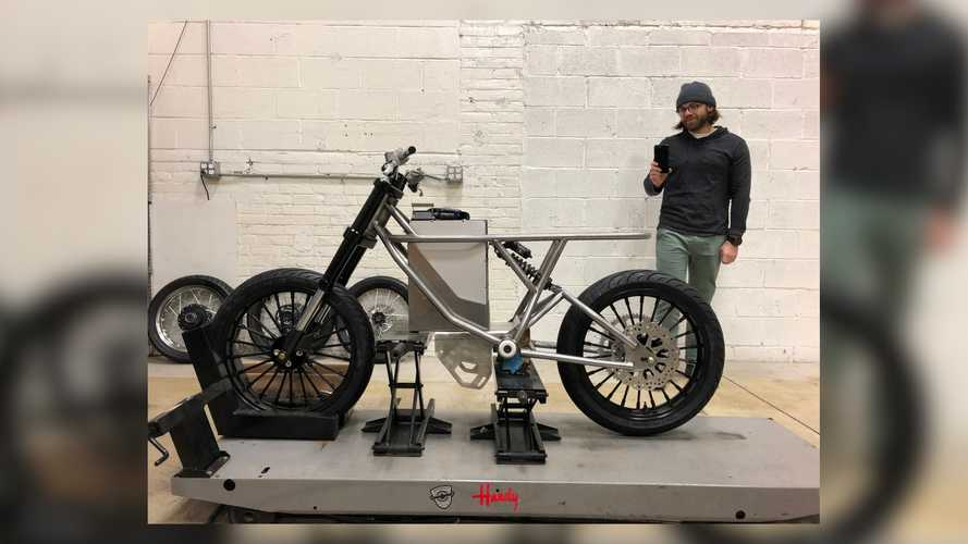 Cleveland CycleWerks Is Amped About Its Electric Falcon