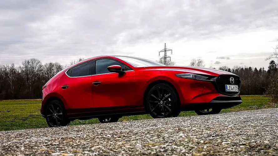 Mazda 3 Skyactiv-X im Motor1-Dauertest, Teil 2