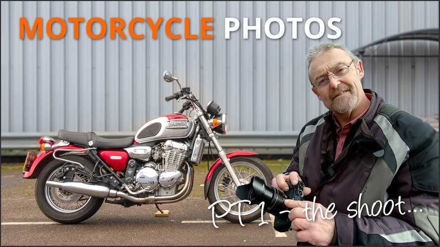 How To Make Your Motorcycle Photos Look Great
