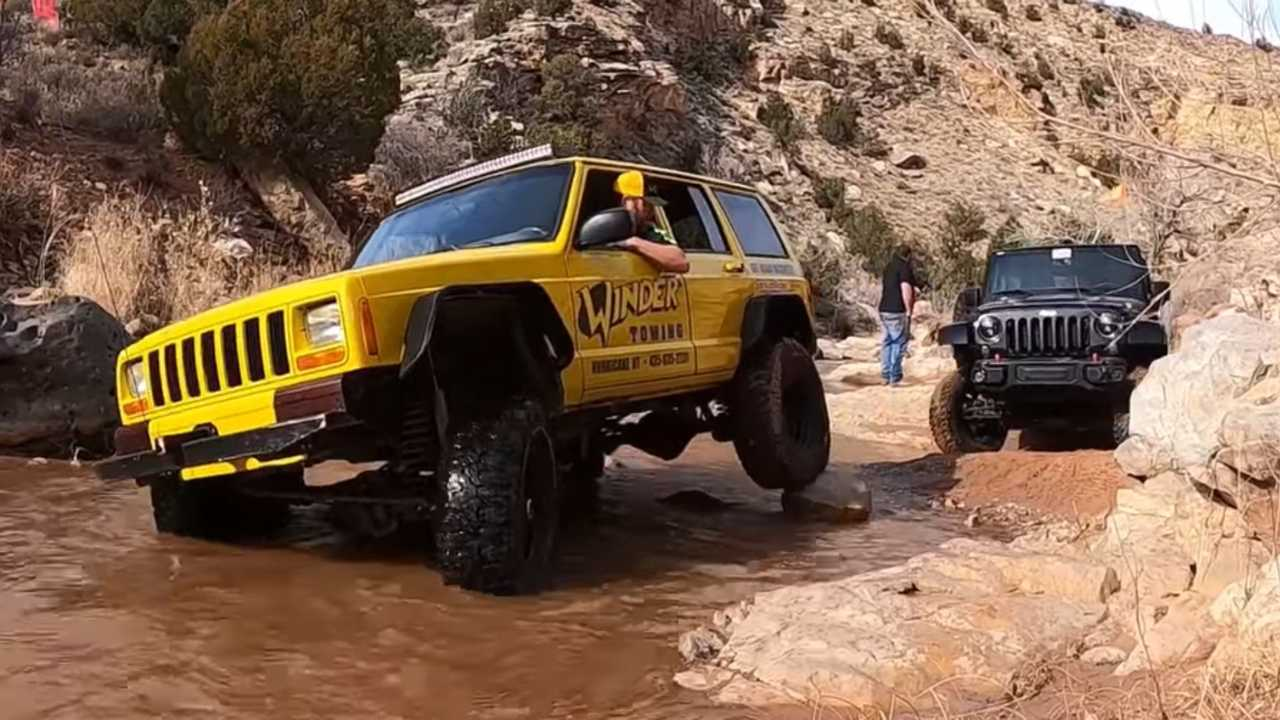 Proof Excellent Off-Roaders Are Built, Not Bought