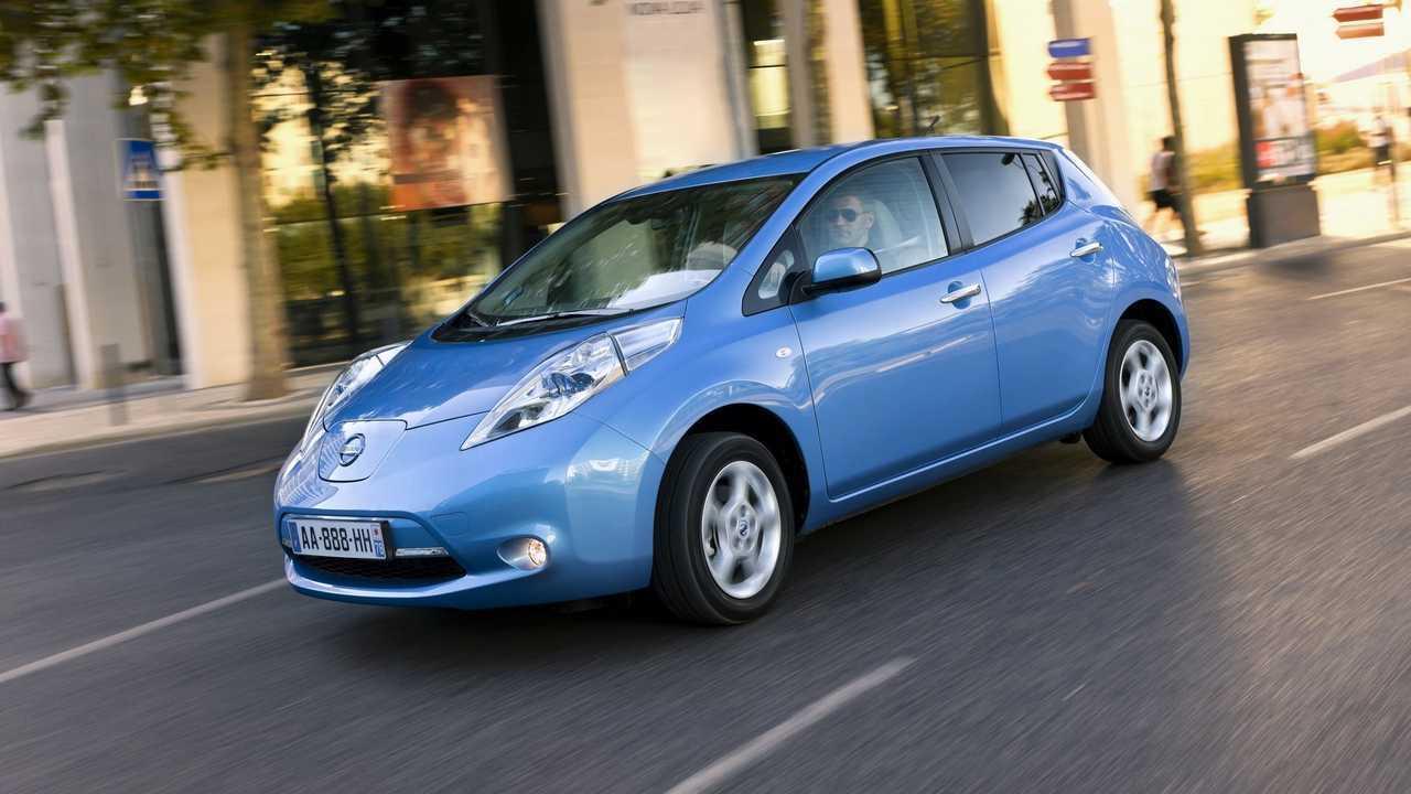 2011 – Nissan Leaf