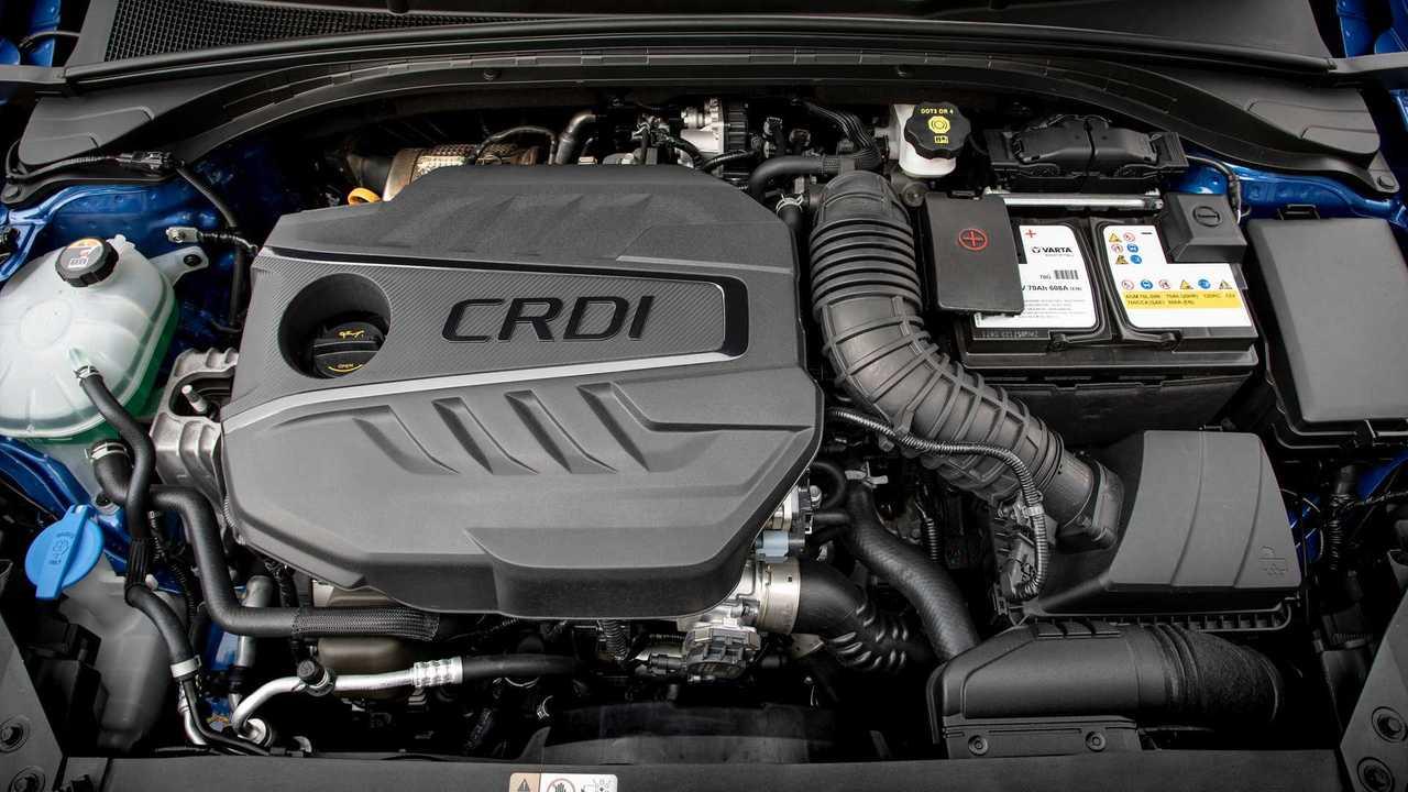 Motor 1.6 CRDi de 136 CV