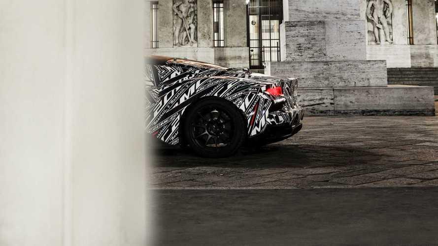 ¿600 CV para el Maserati MC20 2020?