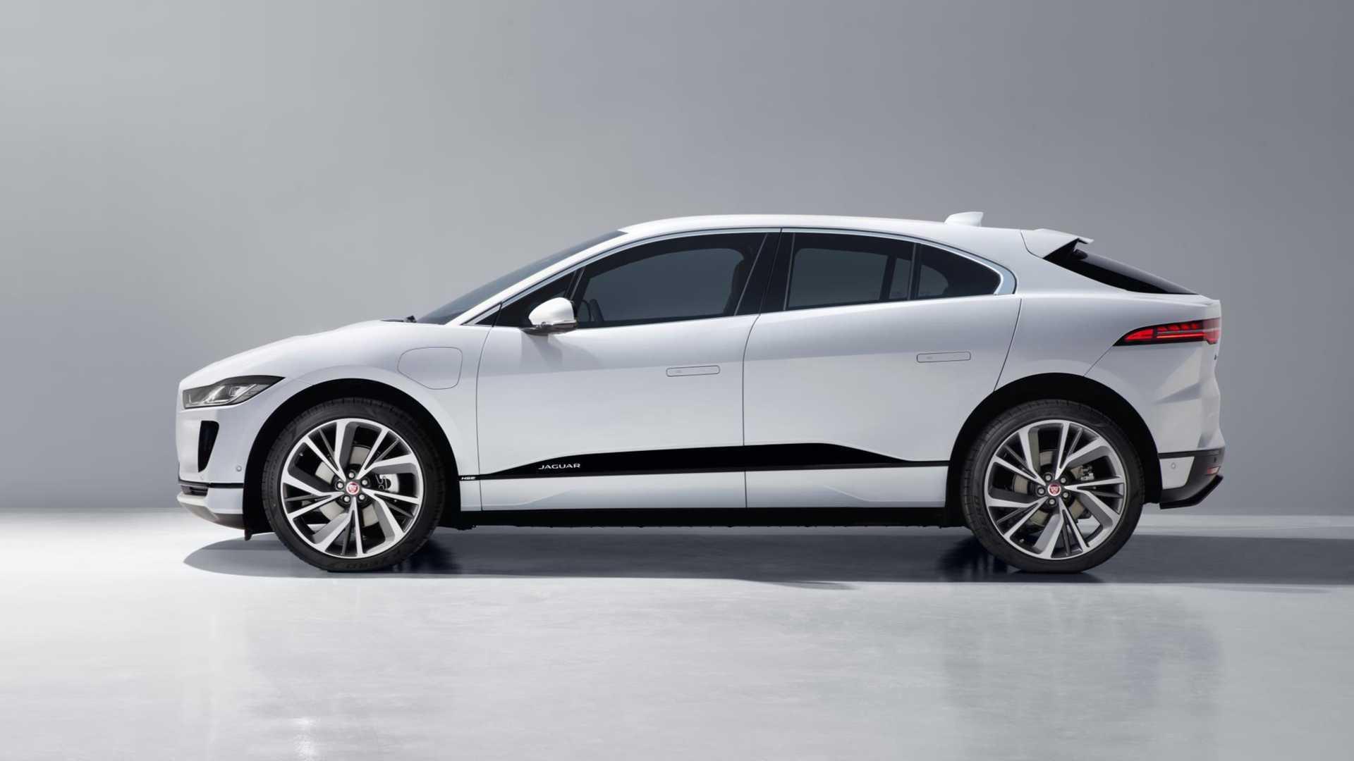 Jaguar Land Rover est sur le point de lancer trois modèles électriques