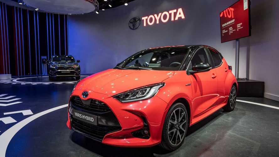 Nuova Toyota Yaris Hybrid, con emissioni record punta all'Ecobonus