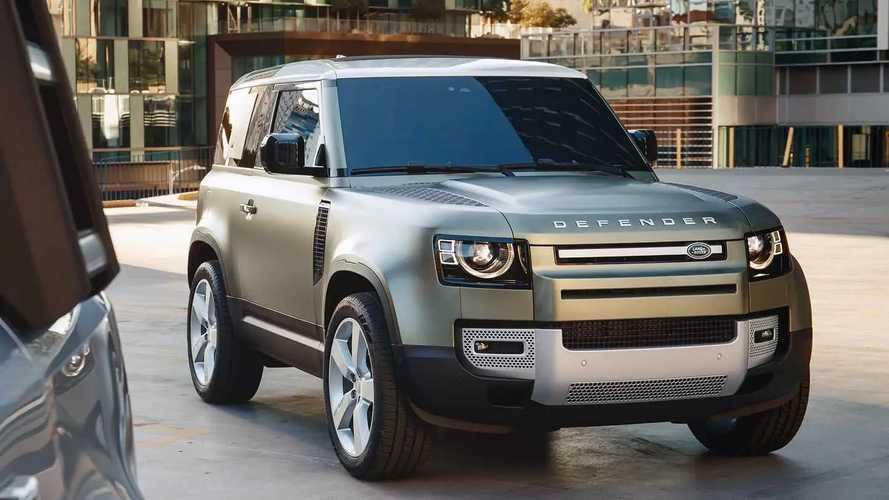 Novo Land Rover Defender 90 entra em pré-venda por R$ 539.950