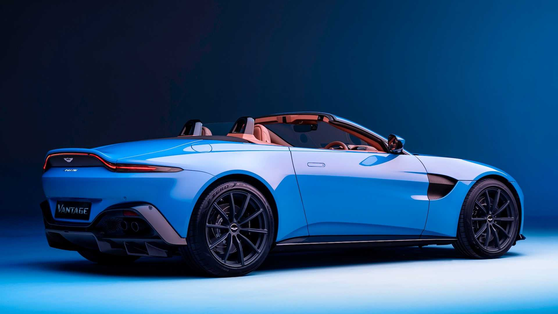 2021 Aston Martin Vantage Roadster 4763135