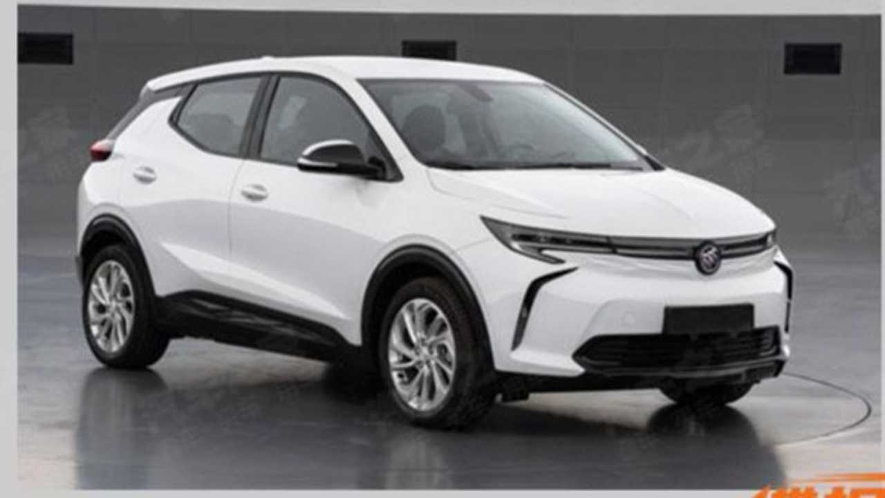 Chevy Bolt Turns Into Buick Velite 7 Electric Crossover For China