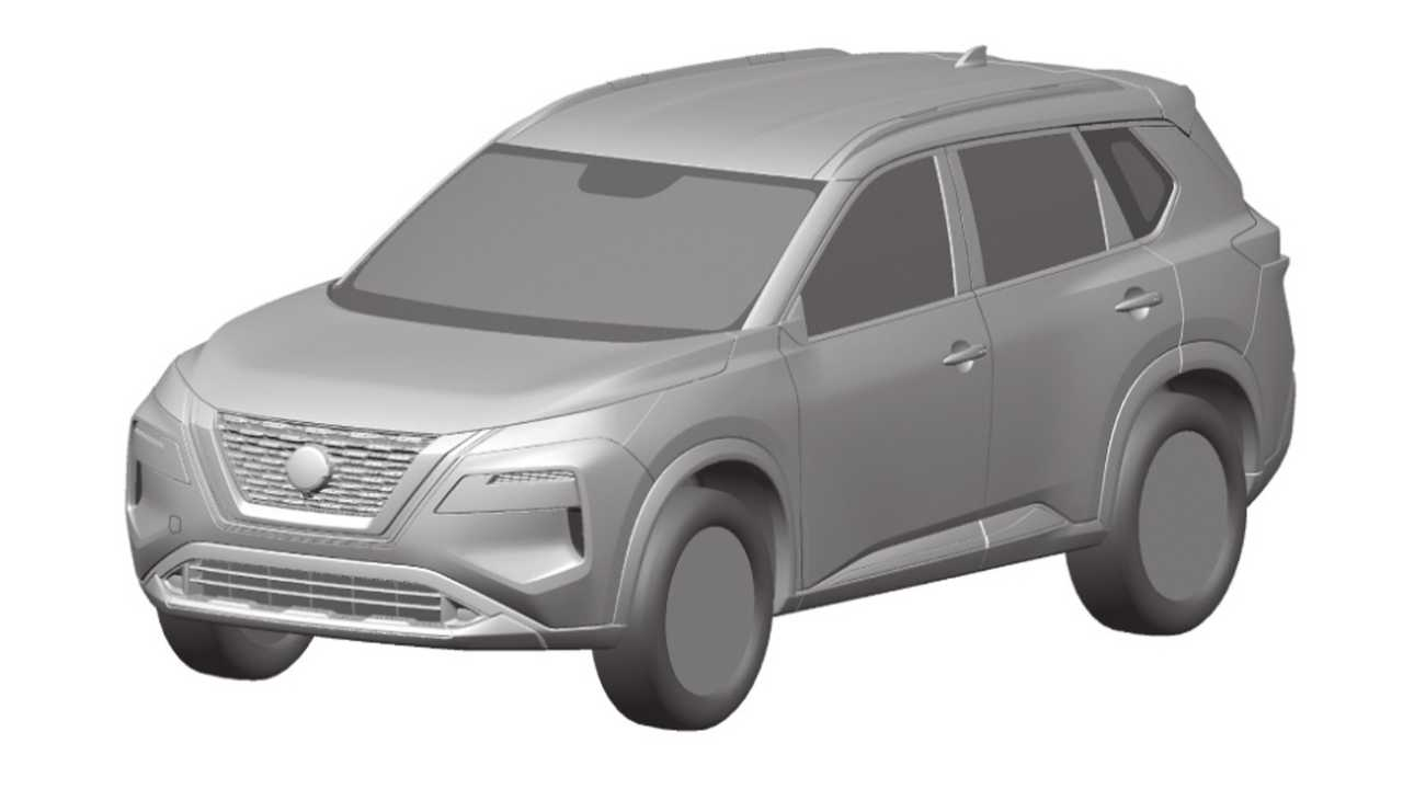 Nissan Rogue Design Possibly Revealed