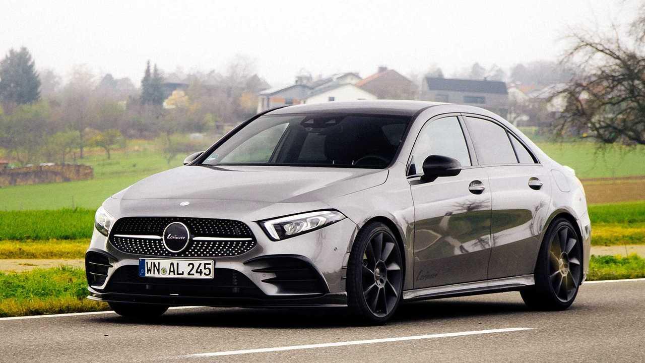 Lorinser Mercedes-Benz A-Klasse Limousine