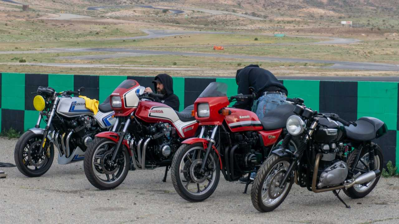 Classic Track Day