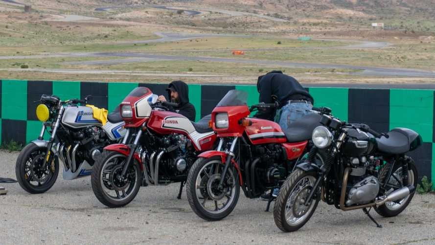 Classic Track Day Is The Coolest Track Day