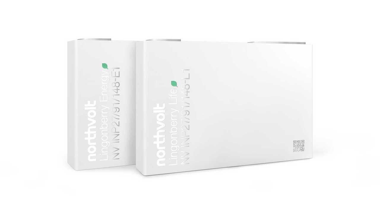 Northvolt batteries