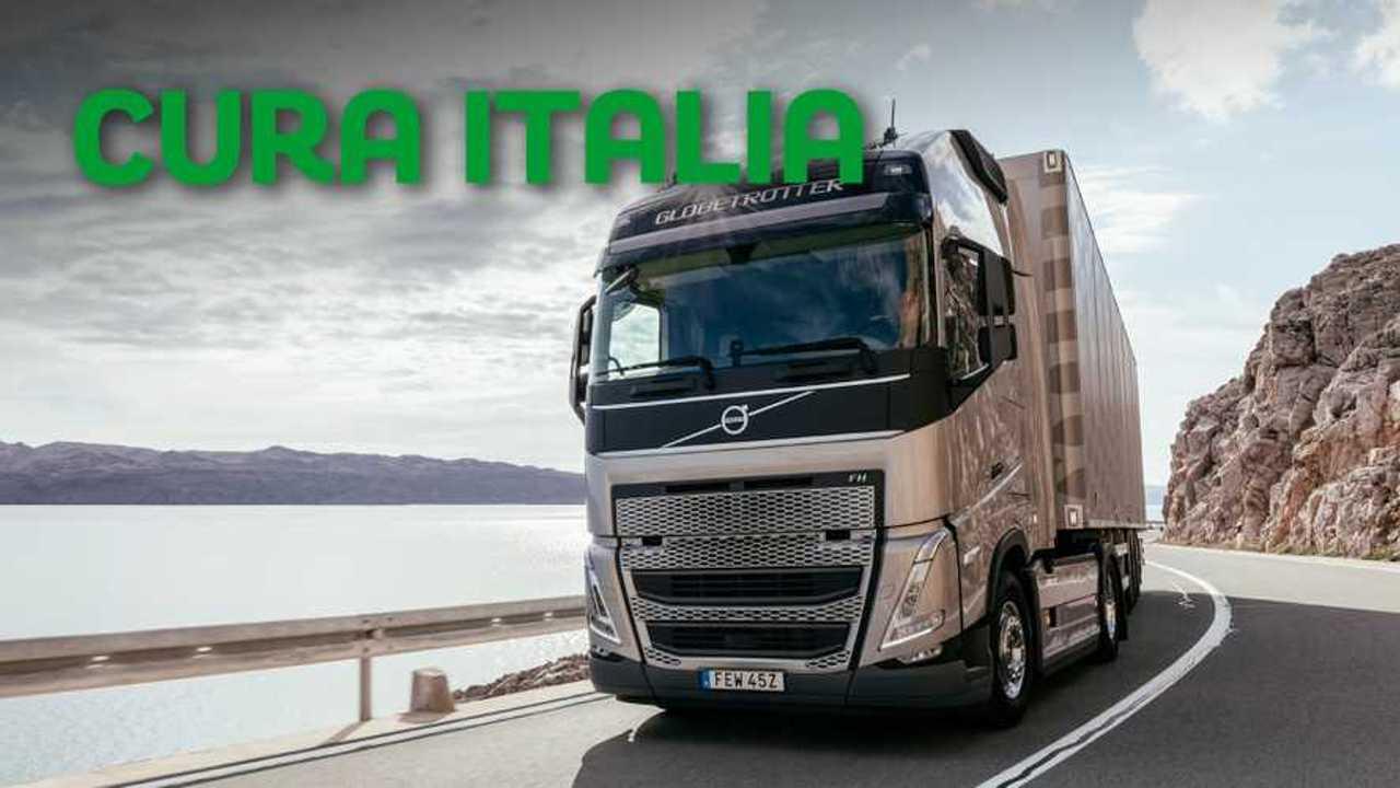 Cover cura italia