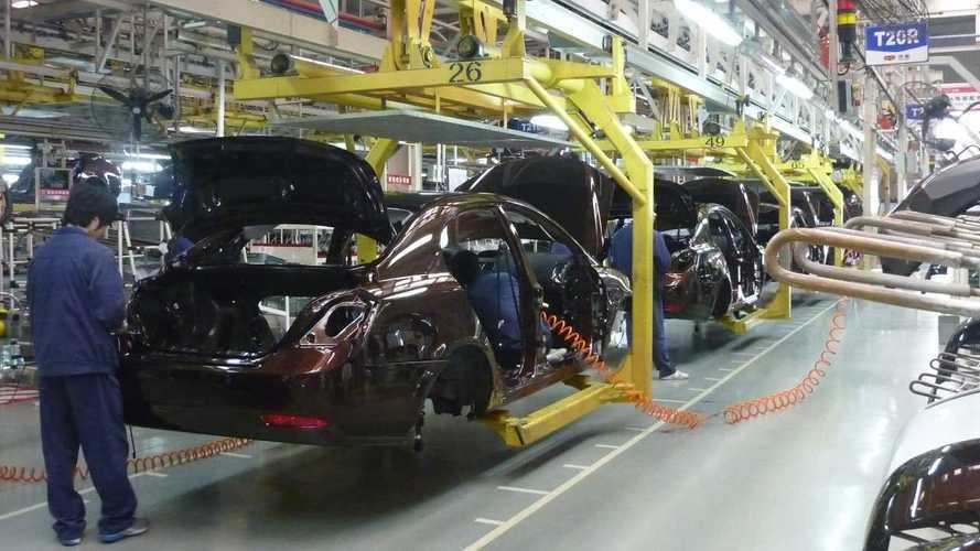 Così in Cina si tornano a produrre auto