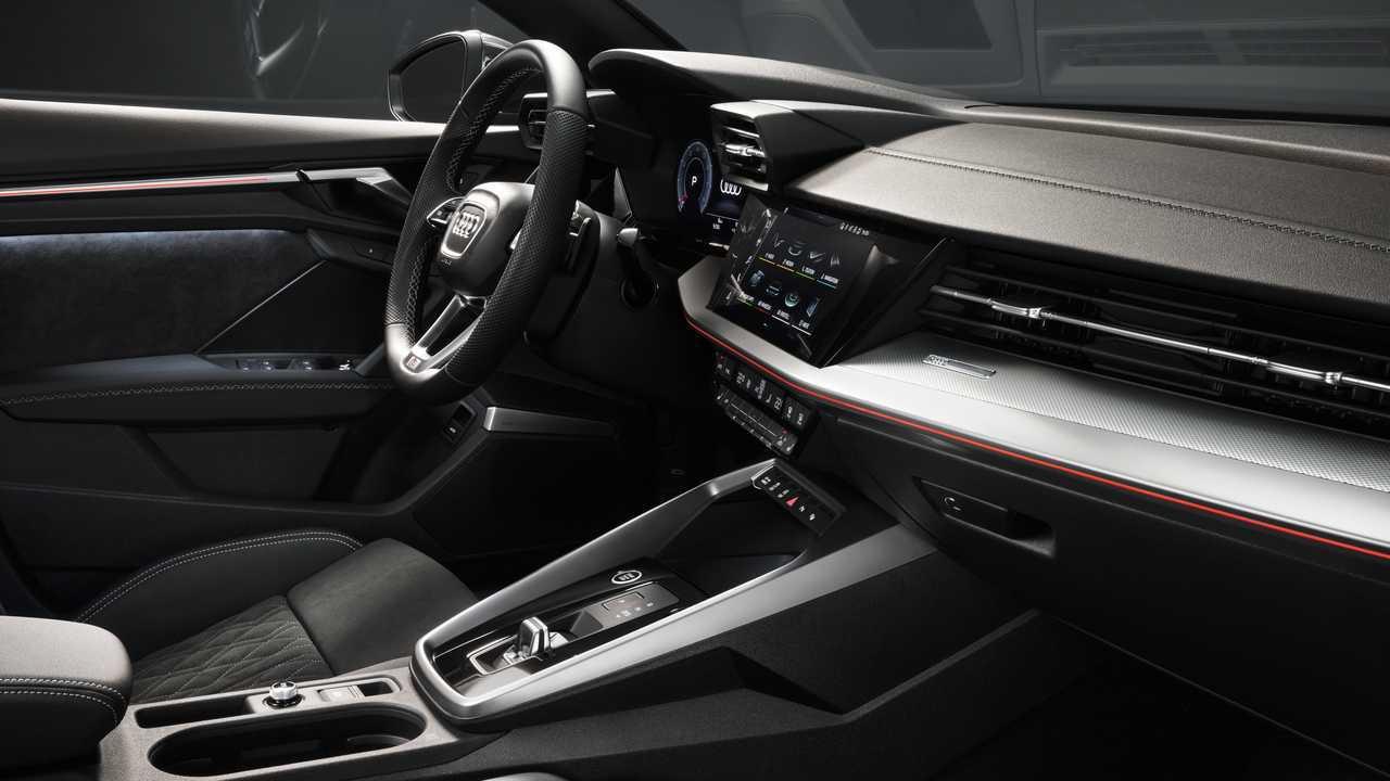 2021 Audi A3 Sedan Debut