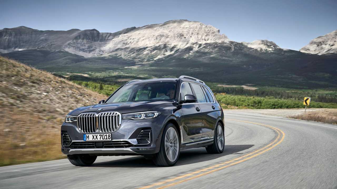 7. 2019 BMW X7: 6.9/10