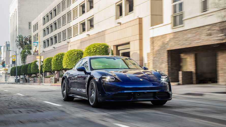US: Porsche Taycan Sales Exceed 1,500 In Q4 2020, Beats Panamera