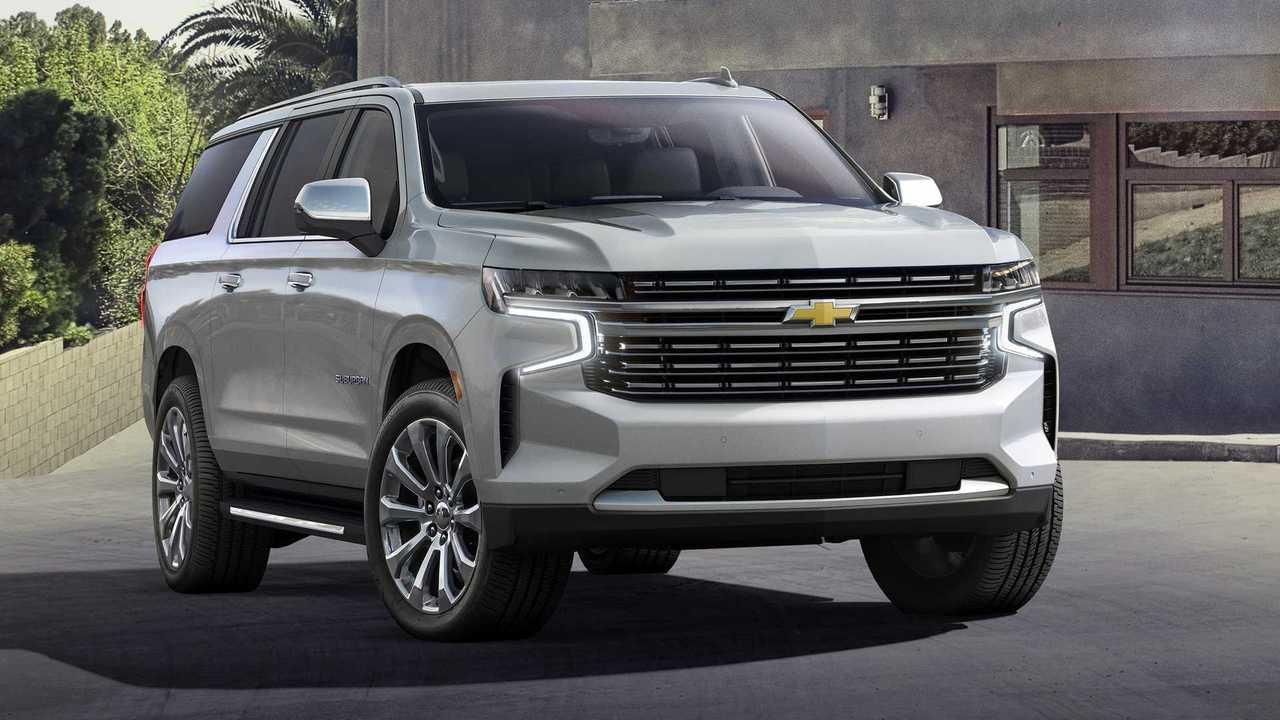 2020 Chevrolet Suburban First Drive