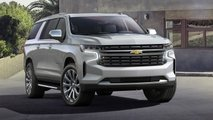 2021 chevy suburban pricing
