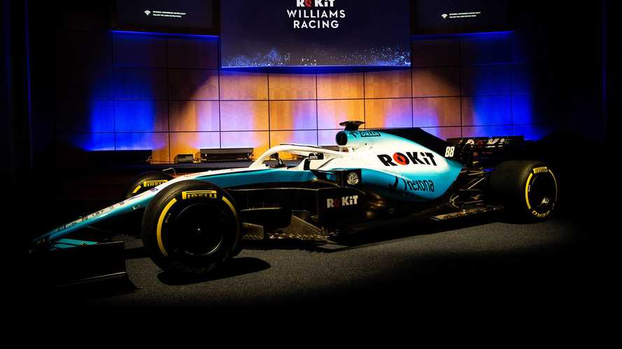 Williams announces date for 'digital-only' 2020 F1 car launch