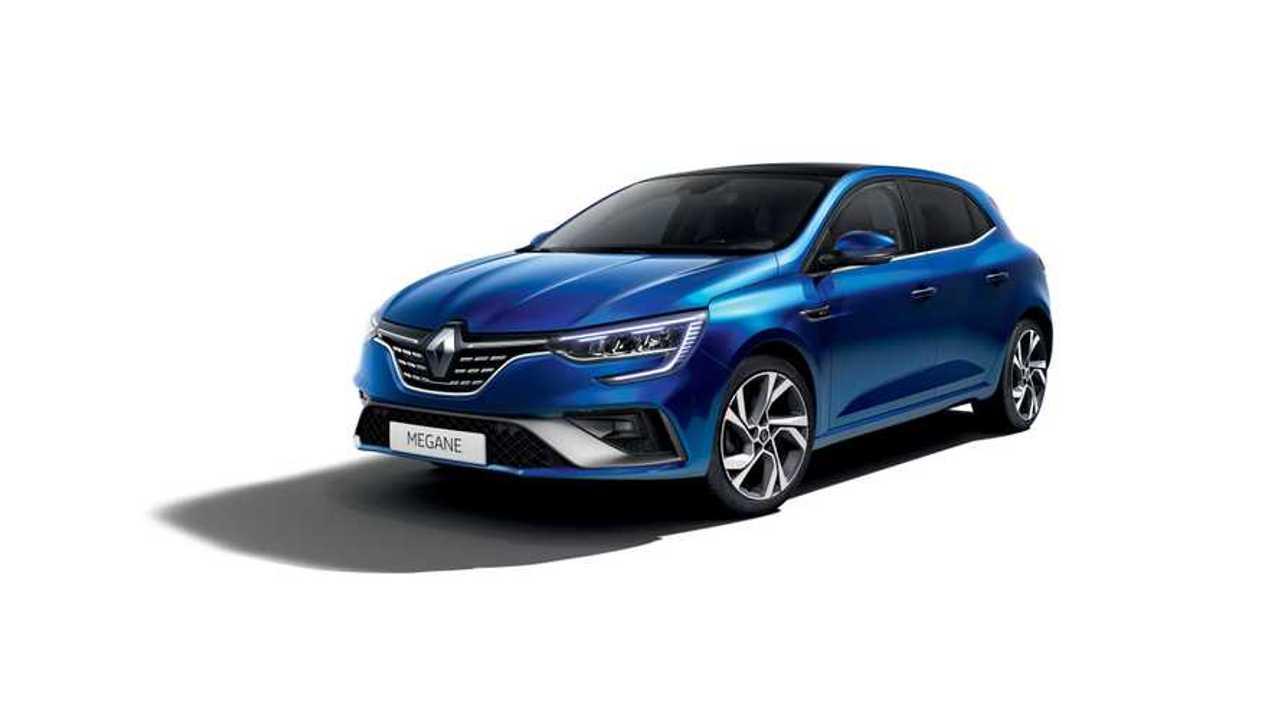 2020 Renault Megane RS Line