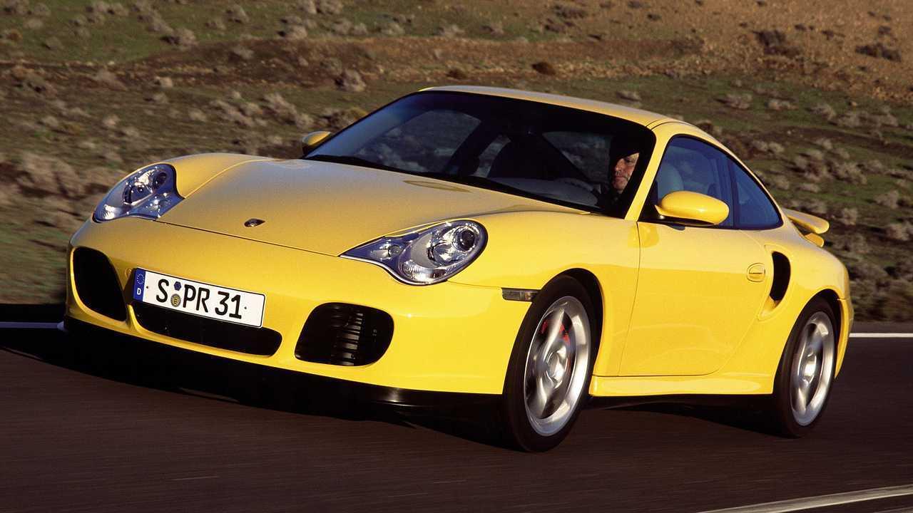Porsche 911 Turbo (996) - 2000-2005