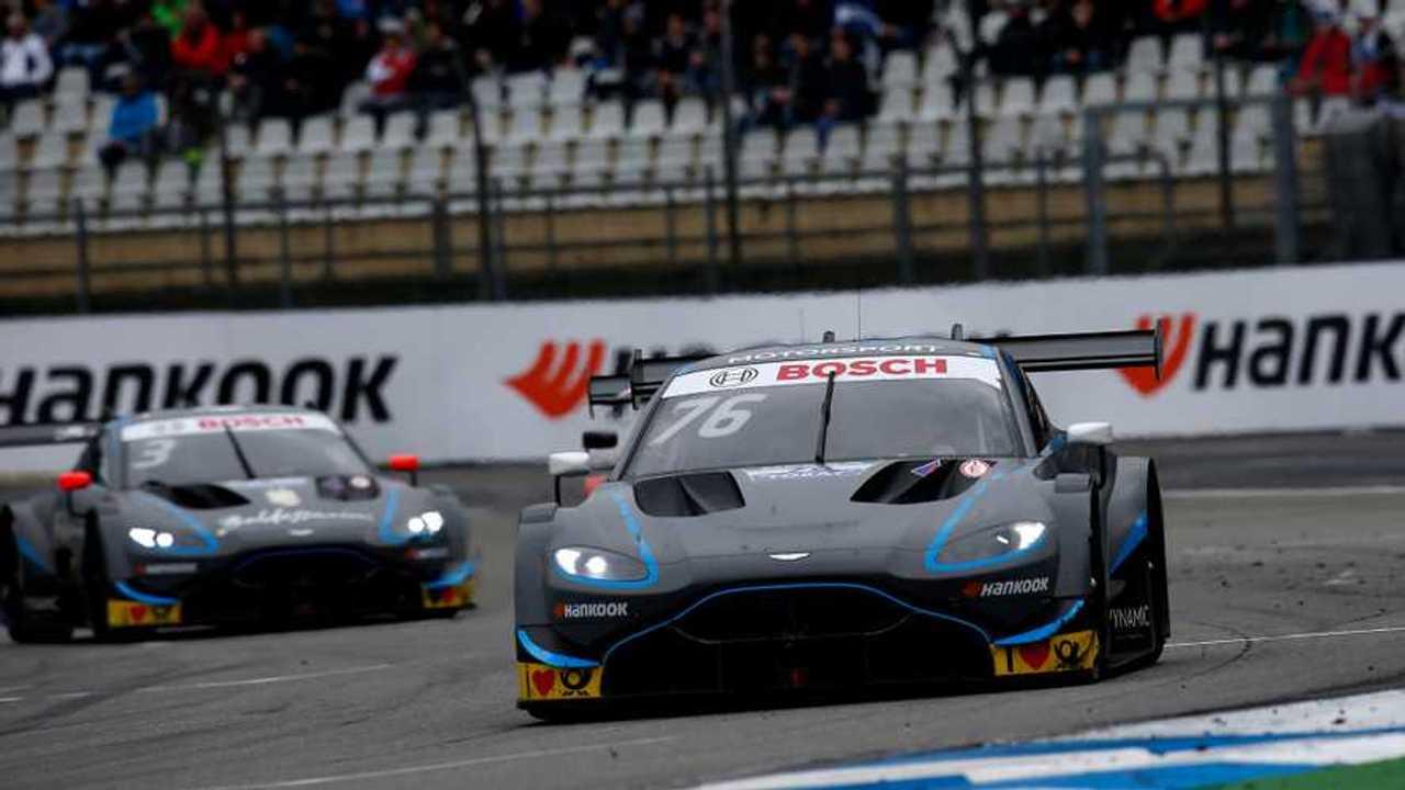 R-Motorsport Aston Martin pulls out of DTM