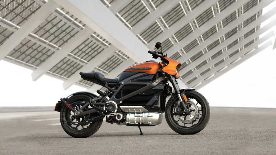 Recall: Harley-Davidson LiveWire Could Unexpectedly Shut Down