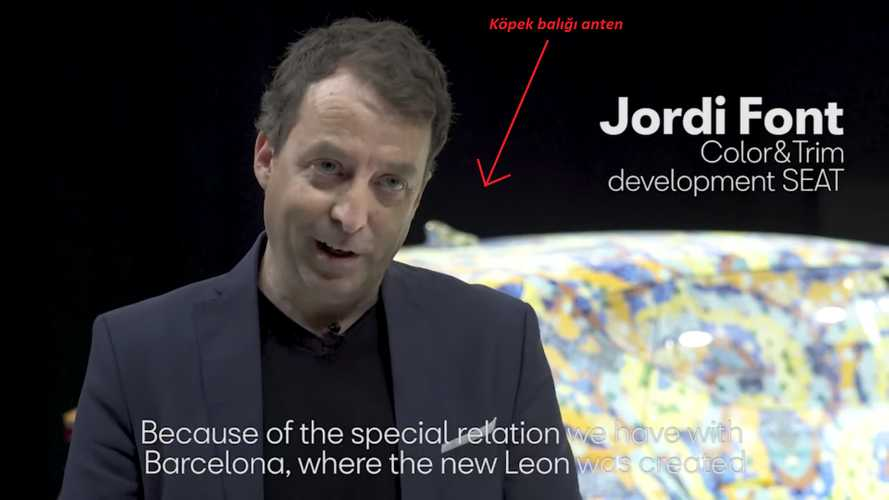 2020 SEAT Leon'un Yeni İpucu Görselleri