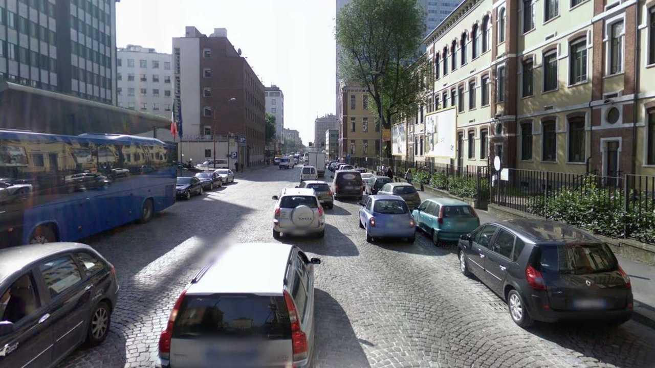 Traffico Milano