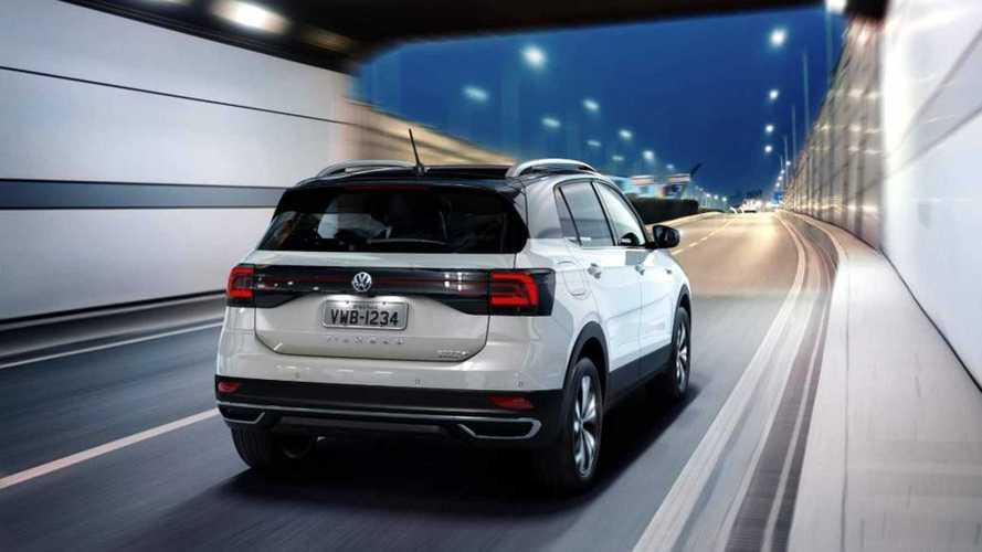 VW T-Cross, Polo e Virtus têm promoção com primeira parcela para 2021