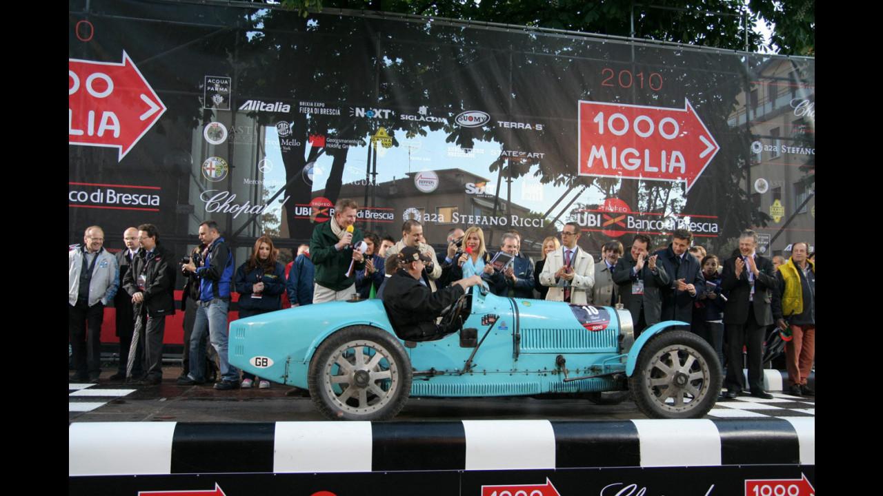 Alla Mille Miglia 2010 con OmniAuto.it