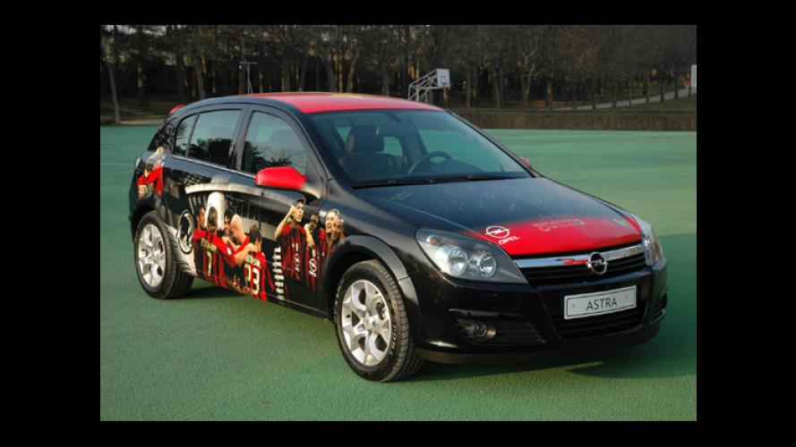 Opel Astra ROSSONERA