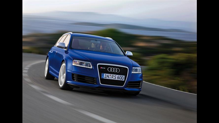 """Audi RS6 """"Plus"""" e  """"Plus Sport"""""""