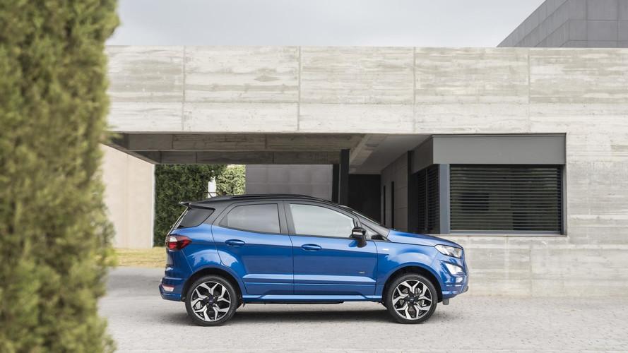 Ford dévoile les tarifs de l'EcoSport restylé