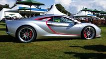 ATS GT Supercar Salon Prive debut