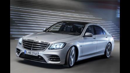 Neues Plug-in-Hybridmodell Mercedes S 560 e