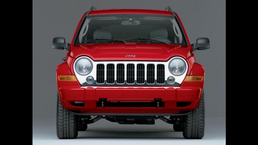 Jeep Cherokee my2004