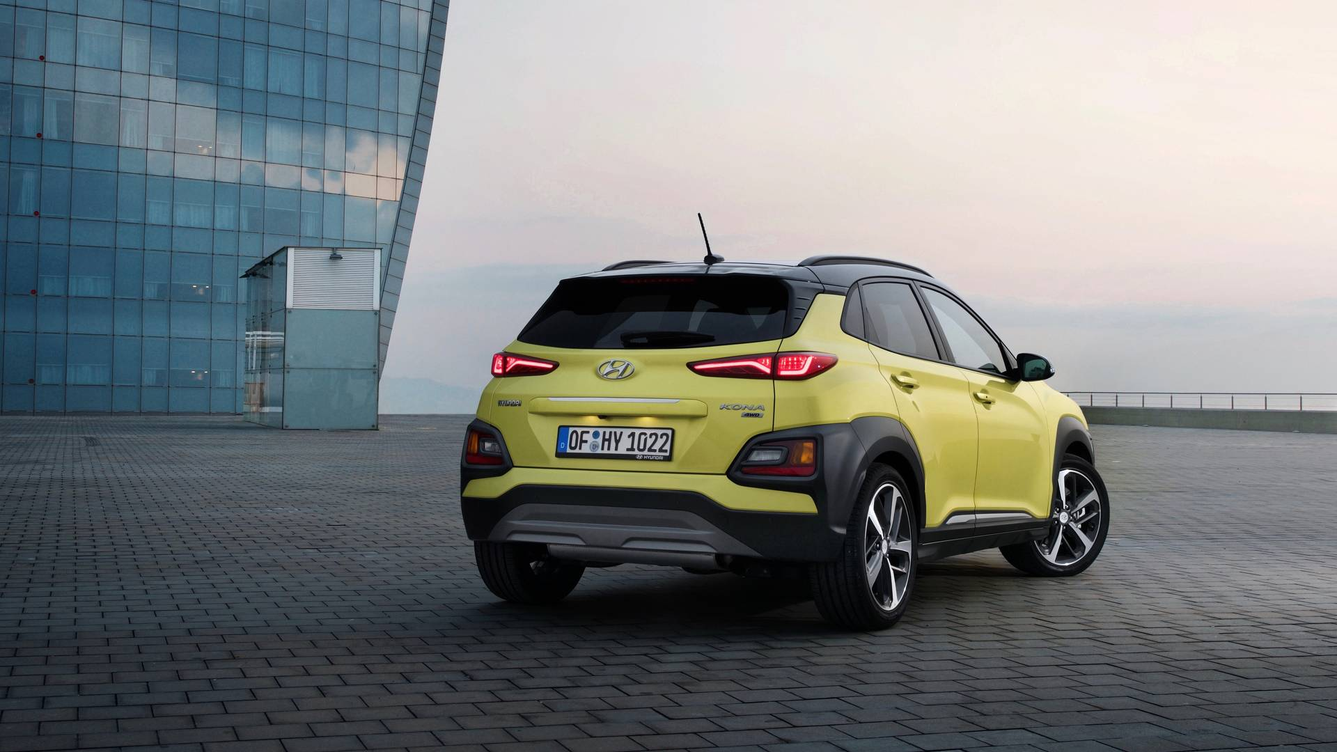 2017 Hyundai Kona 1 0 T-GDi first drive: Striking looks