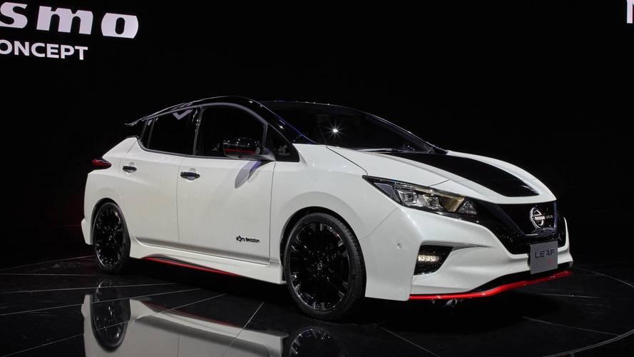 Nissan exposera 15 véhicules au Tokyo Auto Salon 2018