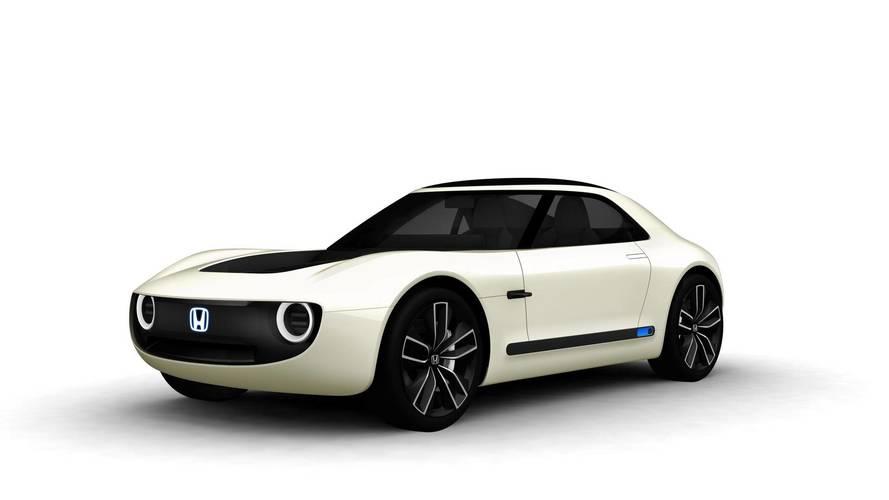2017 Honda Sport EV Concept