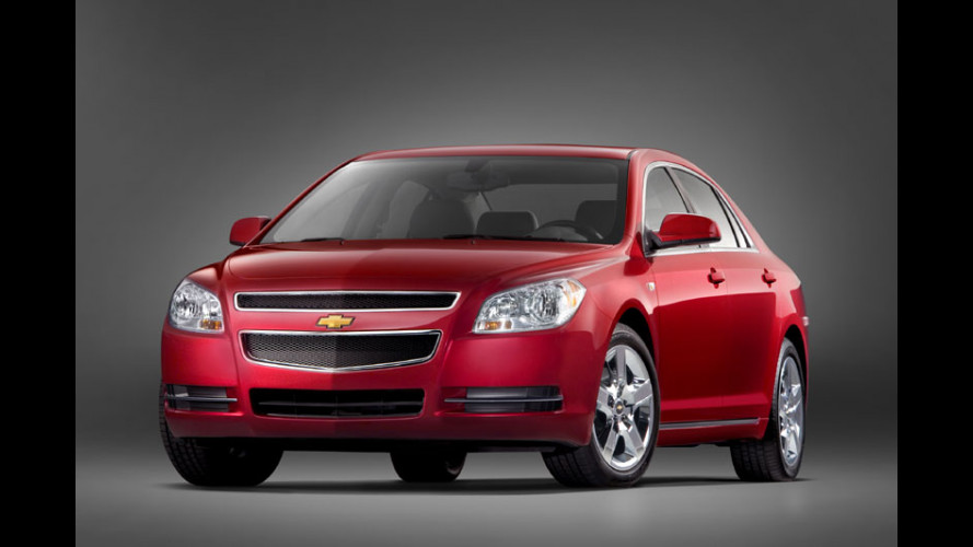 Chevrolet Malibù: la Media americana